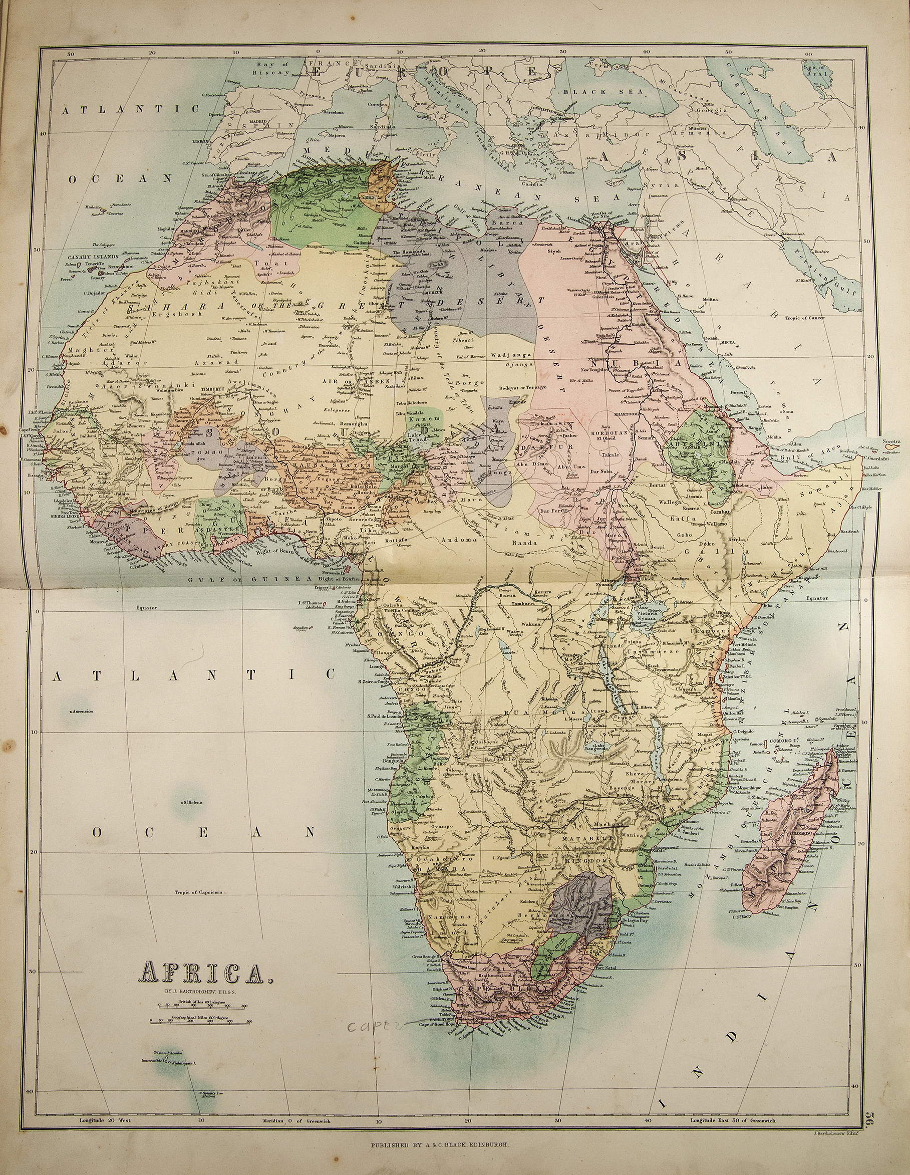 The 1885 european geopolitical division of africa mapping place figure13 black 1882g gumiabroncs Image collections